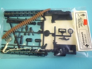 Williams Brothers 1/4 Scale Spandau Aircraft Machine Gun - Product Image