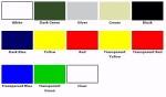 Solarfilm Solite Covering Antique White / Cream 2m Roll - Product Image