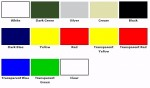 Solarfilm Solite 1.27m Dark Blue, Flat (not roll)  - Product Image