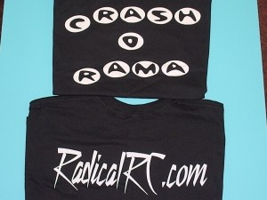 RadWear Radical RC T- Shirts - Product Image