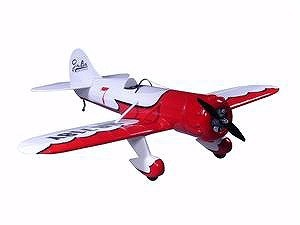 "Green RC Models USA Gee Bee Y 40"" Electric ARF - Product Image"