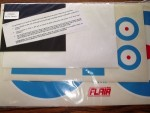 Flair SE5A  Decal Set  - Product Image