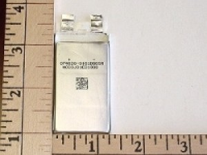 Kokam 1S 740 mAh Single Cell raw Super High Discharge 20C - Product Image