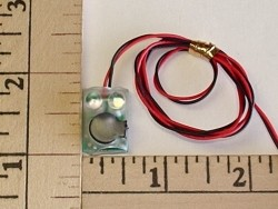 RRC Onboard Lipo Low Voltage Alarm - Product Image