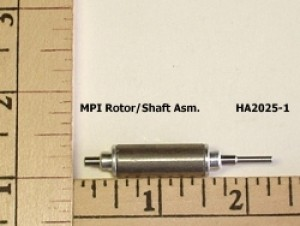 2025 Inrunner Rotor/Shaft Early Motor - Product Image