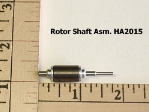 2015 Inrunner Rotor/Shaft Late Motor - Product Image