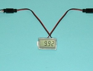 Digital Voltmeter Wide Range - Product Image
