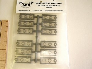 APC Metric Prop Inserts - Fit S400 and Slow Fly Series Props - Product Image