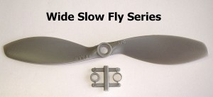 APC 7 x 3.8 Wide Slow Fly Propeller - Product Image