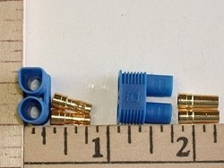 EC3 Power Connectors 1 Pair w/3.5mm Pin - Product Image