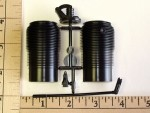 Williams Brothers 1/4 Scale Gnome 100hp Rotary Cylinder - Product Image