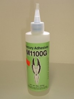 Mercury M1100G Gap Filling Viscosity Adhesive 8 oz - Product Image