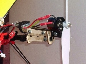 Slow Stick Adjustable Motor Mount Kit - Product Image