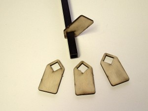 Slow Stick Angle Mounting Tabs Kit - Product Image