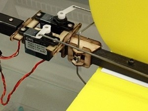 Slow Stick Dual Servo Mounting Kit - Product Image