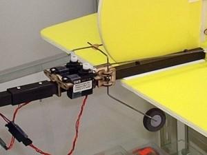 Slow Stick Tail Wheel Mounting Block Kit - Product Image