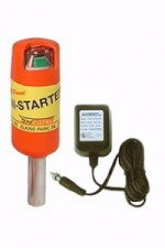 """1.5"""" Metered NI-STARTER With 110V Charger - Product Image"""