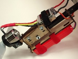 Slow Stick Battery Tray Mount Kit, Long - Product Image