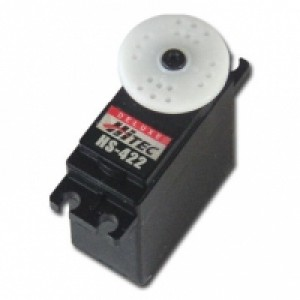 Hitec HS-422 Pro Servo for Hitec/JR - Product Image