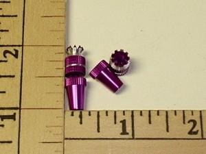 RRC Joy Stick Upgrade Tips, Anodized Aluminum Futaba, Hitec Type - Product Image