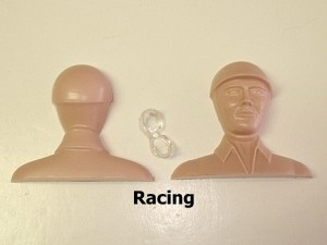 Williams Brothers 1/12 Scale Racing Pilot Kit - Product Image