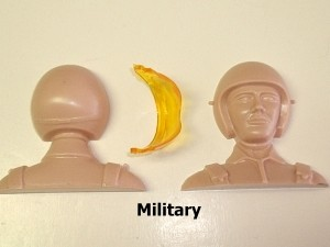 Williams Brothers 1/12 Scale Military Pilot Kit - Product Image