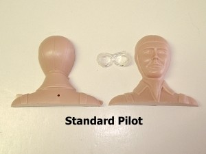 Williams Brothers 1/8 Scale Standard Pilot Kit - Product Image