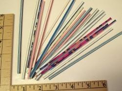 Durasand Sanding Twigs, Flex Sticks, Pack of 20 - Product Image