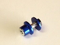 GWS Prop Adaptor 5mm Shaft / 6mm Prop hub - Product Image