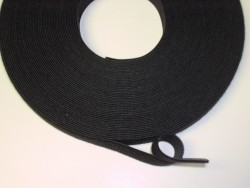 Velcro Brand One Wrap Tape 3/4 Inch Black YARD - Product Image