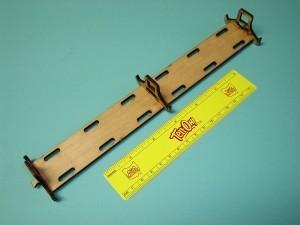 Slow Stick Battery Tray Kit, Uber Long - Product Image