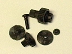 Hitec 55013 HS-65HB Karbonite Gear Set - Product Image