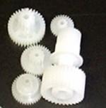 Hitec 56365 HS-85BB+ Nylon Gear Set - Product Image