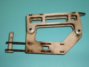 Slow Stick Canard Mounting Kit - Product Image