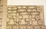 """3/16"""" Magnet Tab - Product Image"""