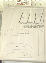 Ben Buckle Vintage Plans Set: Flying Quaker - Product Image