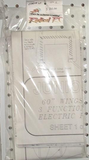 Ben Buckle Vintage Plans Set: Junior 60 - Product Image