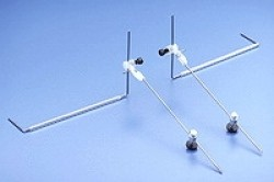 Du-Bro Micro Aileron System #850 (for .047) (2/pkg.) - Product Image