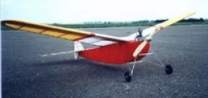 Ben Buckle Vintage Free Flight The Challenger Kit - Product Image