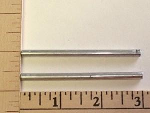 Slow Stick Aluminum Straight Wing Tube Set - Product Image