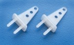 Du-Bro Micro Pushrod Guide (QTY/PKG: 4 ) - Product Image