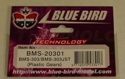 BMS-20301 Blue bird gear set - Product Image
