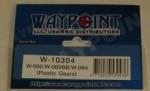 Waypoint 10304 Plastic Gear Set - Product Image