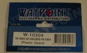 Waypoint 10304 Plastic Gear Set - Product Image