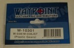 Waypoint 10301 Plastic Gear Set - Product Image