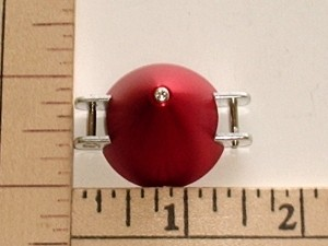 Aluminum Spinner Folding Prop Hub 35mm x 4 Shaft x 6mm Yoke - Product Image