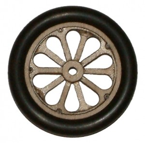 Retro Wheel Kit  1 17/32 OD 10 Spoke - Product Image