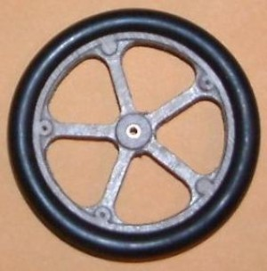 Retro Wheel Kit  1 25/32 OD 5 Spoke - Product Image
