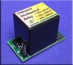 Hansen Hobbies Onboard Mechanical Relay - Product Image