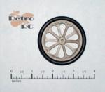 Retro Wheel Kit  2 1/2 OD 10 Spoke - Product Image